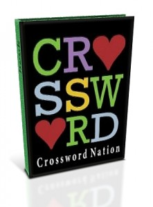 Crossword Nation book cover